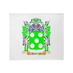 Roderigo Throw Blanket