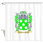 Roderigo Shower Curtain
