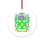Roderigo Round Ornament