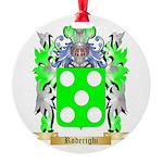 Roderighi Round Ornament