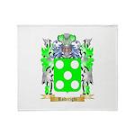Roderighi Throw Blanket