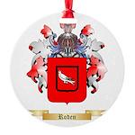 Roden Round Ornament
