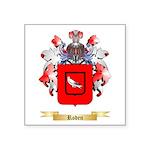 Roden Square Sticker 3