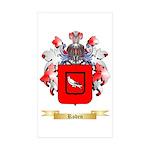 Roden Sticker (Rectangle 50 pk)