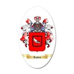 Roden 35x21 Oval Wall Decal