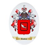 Roden Oval Ornament