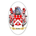 Roddy Sticker (Oval 50 pk)