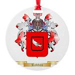 Roddan Round Ornament