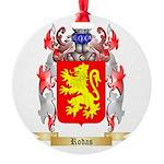 Rodas Round Ornament