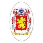 Rodas Sticker (Oval 10 pk)