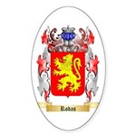 Rodas Sticker (Oval 50 pk)