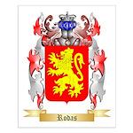 Rodas Small Poster