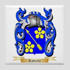 Rodarte Tile Coaster