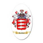 Rochfort 20x12 Oval Wall Decal