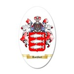 Rochfort 35x21 Oval Wall Decal