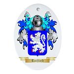 Rochford Oval Ornament