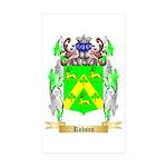 Robson Sticker (Rectangle 50 pk)