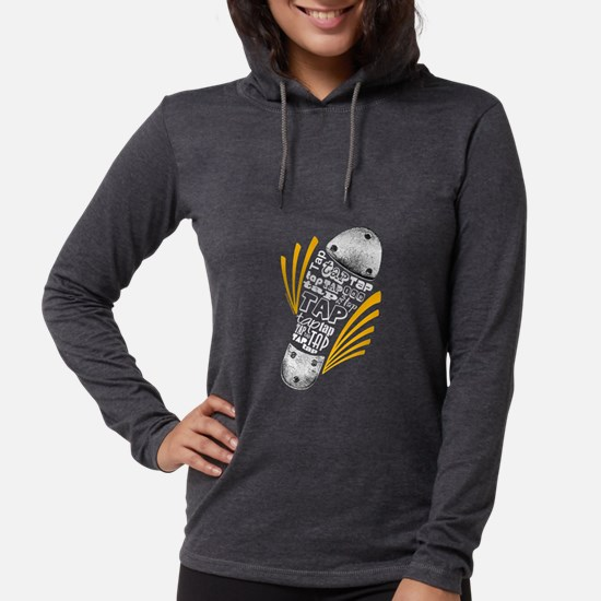 Tap Shoe Long Sleeve T-Shirt
