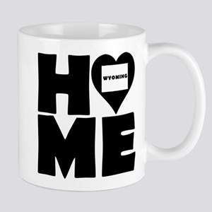 Wyoming Home Tees Mugs