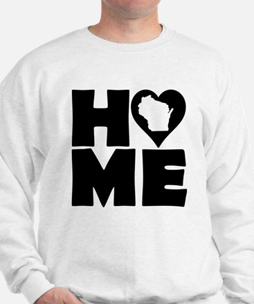 Wisconsin Home Tees Sweater