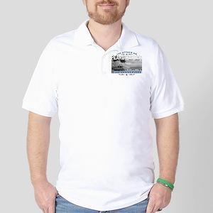 Pearl Harbor Attack Golf Shirt