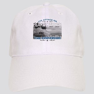 Pearl Harbor Attack Baseball Cap