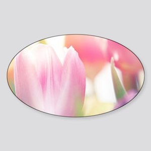 Beautiful Tulips Sticker