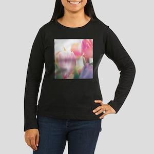 Beautiful Tulips Long Sleeve T-Shirt