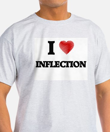 I Love Inflection T-Shirt