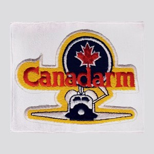 STS-2 Canadarm Throw Blanket