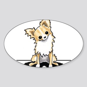 LH Chihuahua Sit Pretty Sticker