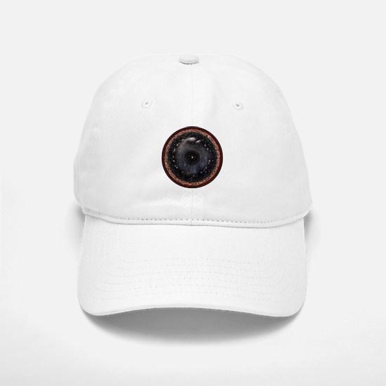 The Observable Universe Baseball Baseball Cap