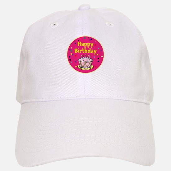 Birthday, Happy Birthday Baseball Baseball Baseball Cap