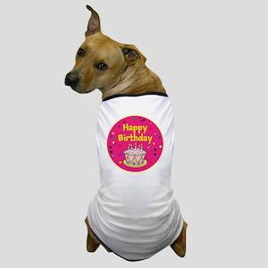 Birthday, Happy Birthday Dog T-Shirt