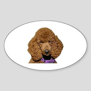 bella REVERSED size 800 Sticker