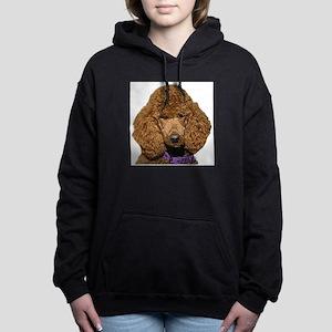 bella REVERSED size 800. Women's Hooded Sweatshirt
