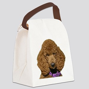 bella REVERSED size 800 Canvas Lunch Bag
