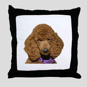 bella REVERSED size 800 Throw Pillow