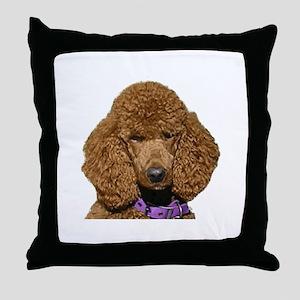 bella REVERSED size 800 Throw Pillow