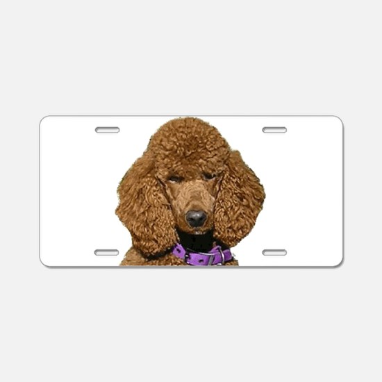 bella REVERSED size 800.gif Aluminum License Plate