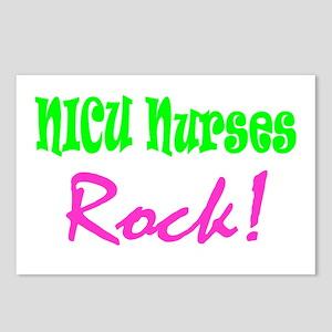 NICU Nurses Rock! Postcards (Package of 8)
