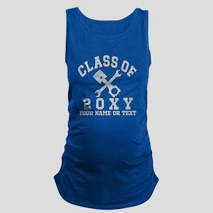 Class of 20?? Automotive Maternity Tank Top