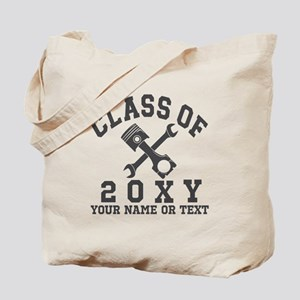 Class of 20?? Automotive Tote Bag