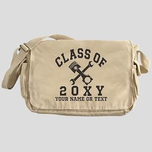 Class of 20?? Automotive Messenger Bag