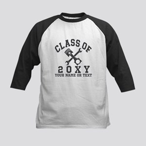 Class of 20?? Automotive Baseball Jersey