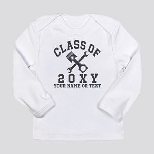 Class of 20?? Automotive Long Sleeve T-Shirt