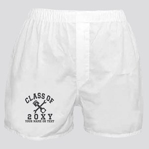 Class of 20?? Automotive Boxer Shorts