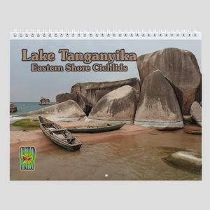 Tanganyika Cichlids Wall Calendar