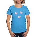 Butterfly Trio Women's Dark T-Shirt