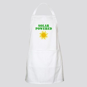 Solar Powered Apron